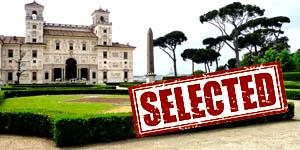 Teatro Esposizioni a Villa Medici - Accademia di Francia