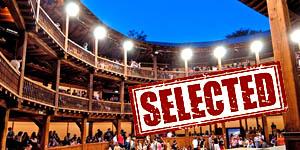 Toti Globe Theatre a Villa Borghese