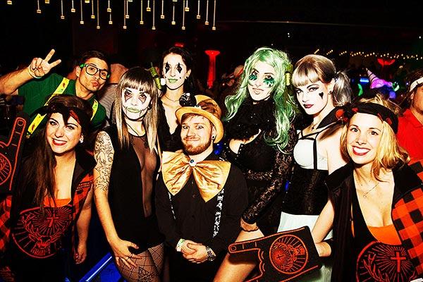 Festa Di Halloween A Roma.Weekend A Roma Dagli Halloween Party Al Weekend Avvinazzato
