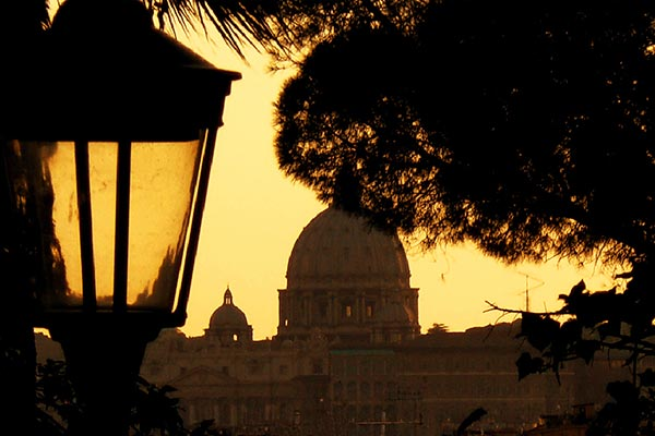 Roma Romantica Terrazza Del Pincio Villa Borghese Roma 02