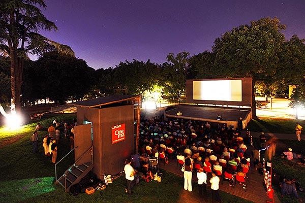 Effetto-notte---Casa-del-Cinema--Villa-Borghese-viale-Trinità-dei-Mont