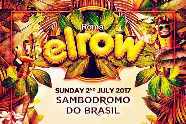 Elrow-Roma---Sambodromo-do-Brasil---Ippodromo-delle-Capannelle