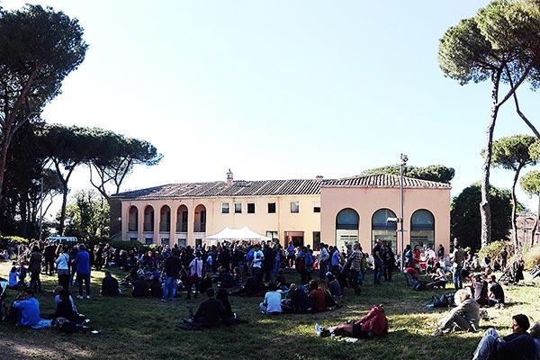 Summertime casa del jazz concerti roma oggi - Via di porta ardeatina ...