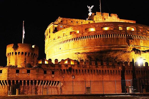 Sere-d'Arte-a-Castel-Sant'Angelo-–-Castel-Sant'Angelo-–-lungotevere-Castello