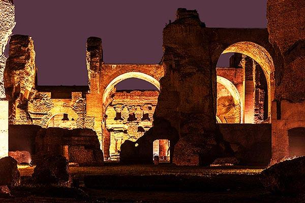 Visite-guidate-notturne-alle-Terme-di-Caracalla