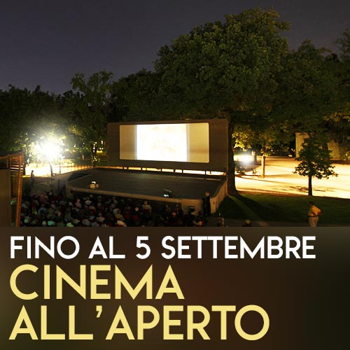 Cinema All Aperto Villa Borghese