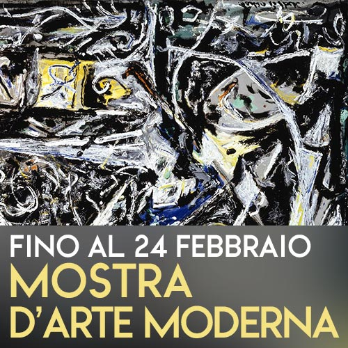 jackson-pollock-complesso-vittoriano-weekend-roma