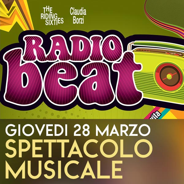 radio-beat-auditorium-eur-weekend-roma
