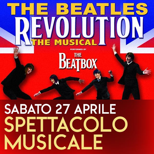 the-beatles-musical-auditorium-weekend-roma
