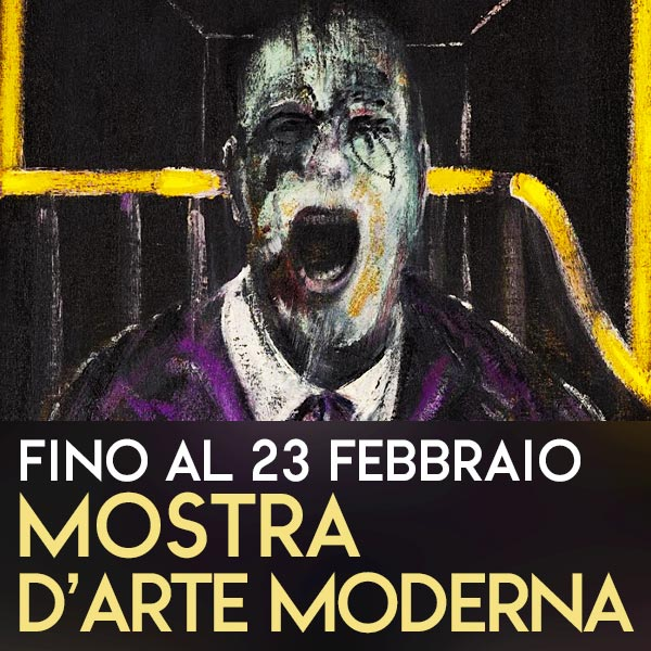 bacon-freud-chiostro-bramante-weekend-roma