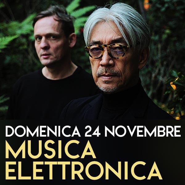 alva-noto-ryuchi-sakamoto-auditorium-weekend-roma