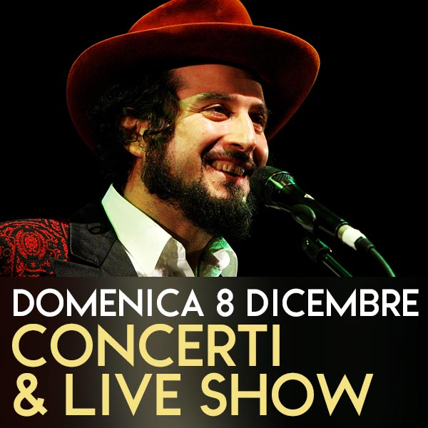 vinicio-capossela-auditorium-weekend-roma
